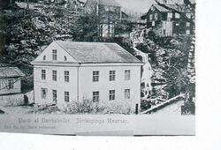 Jönköping, Dunkehallaravinen, Storkvarn från 1700-talet.