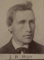 Halvsjeider Jon Petter Bryn (1842-1911) (Foto/Photo)