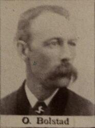 Nattstigerformann Ole P. Bolstad (1854-1922) (Foto/Photo)