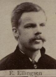Smed Edvard Ellingsen (1863-1928) (Foto/Photo)