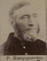P. Kongsgaarden (Foto/Photo)