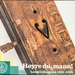 """Høyre du, mann!"" (langeleik-cd) (Foto/Photo)"