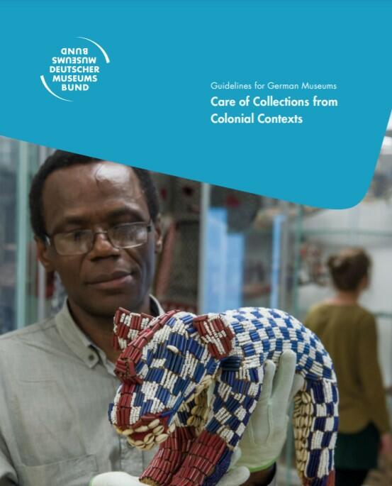 Guidelines Care of Collections from Colonial Contexts (Foto/Photo)