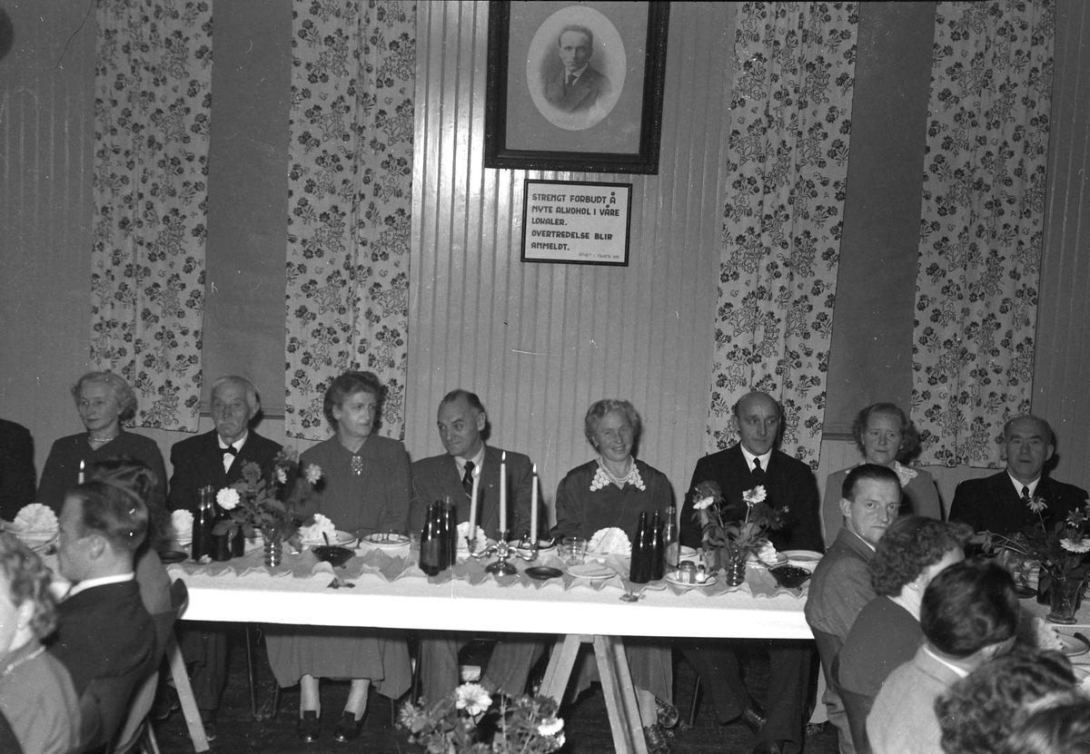 Hommelvik Funksjonærforening feirer 25 år
