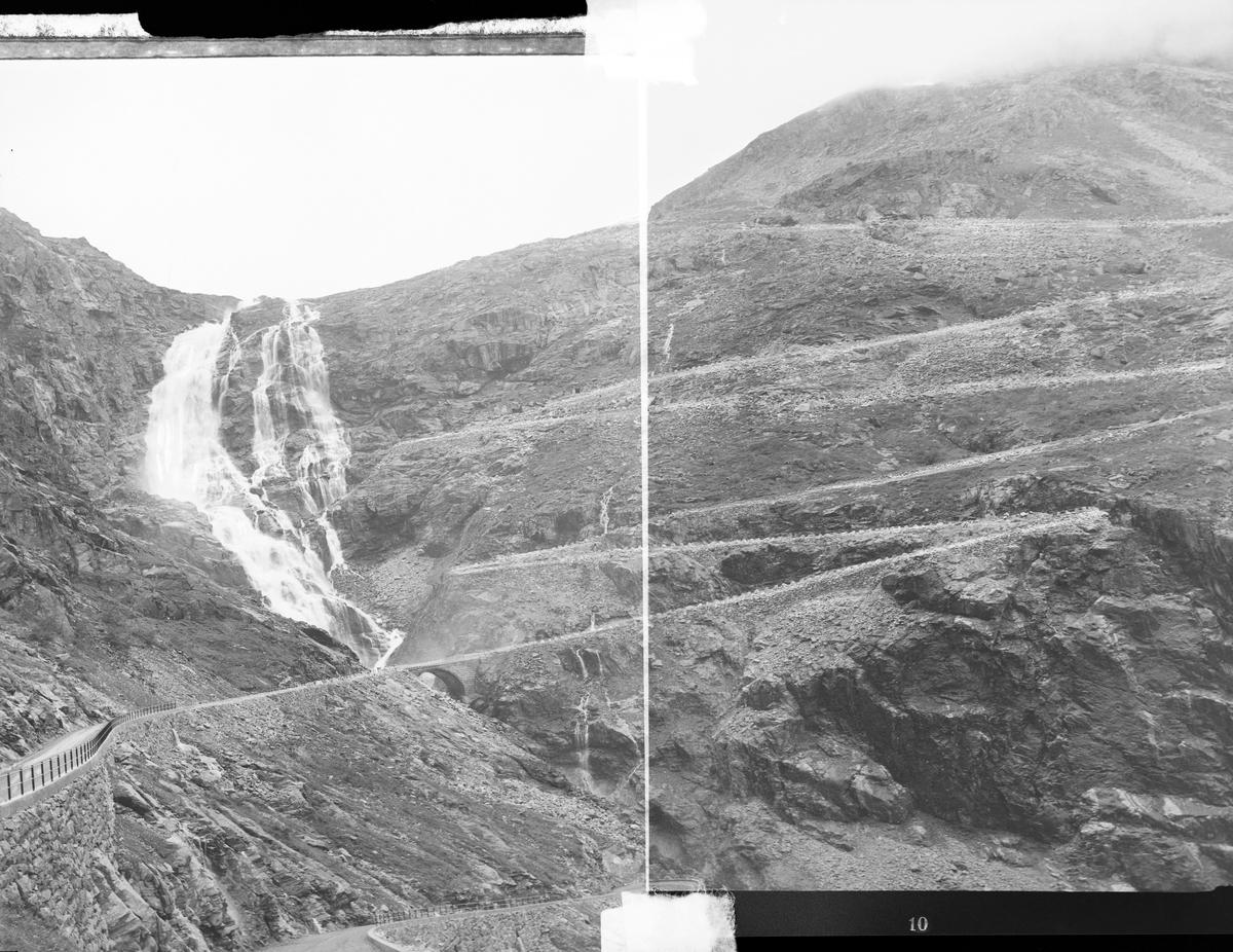 Trollstigen og Trollstighytta