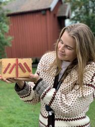 """Miniforedrag med Maren Rogstad: """"Mormors syskrin - om sovjetiske tvangsarbeidere på Gardermoen"""" (Foto/Photo)"""