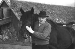 Simon Leinum på Leinan øvre