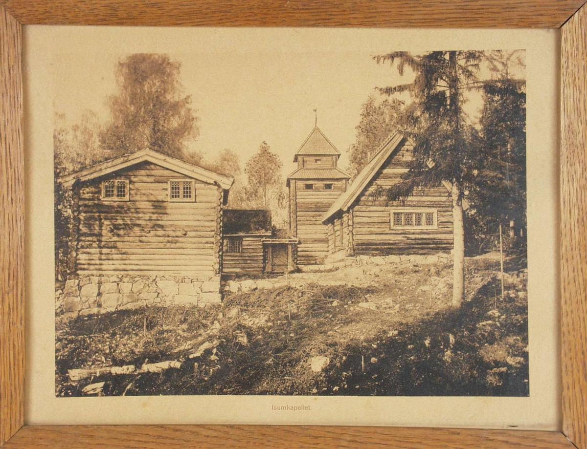 Isumkapellet på Maihaugen.