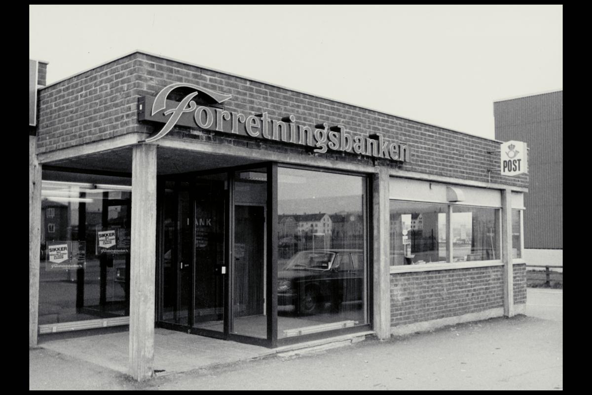 eksteriør, postkontor, 7002 Strindheim