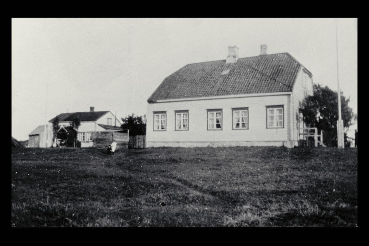eksteriør, postkontor, Nordland