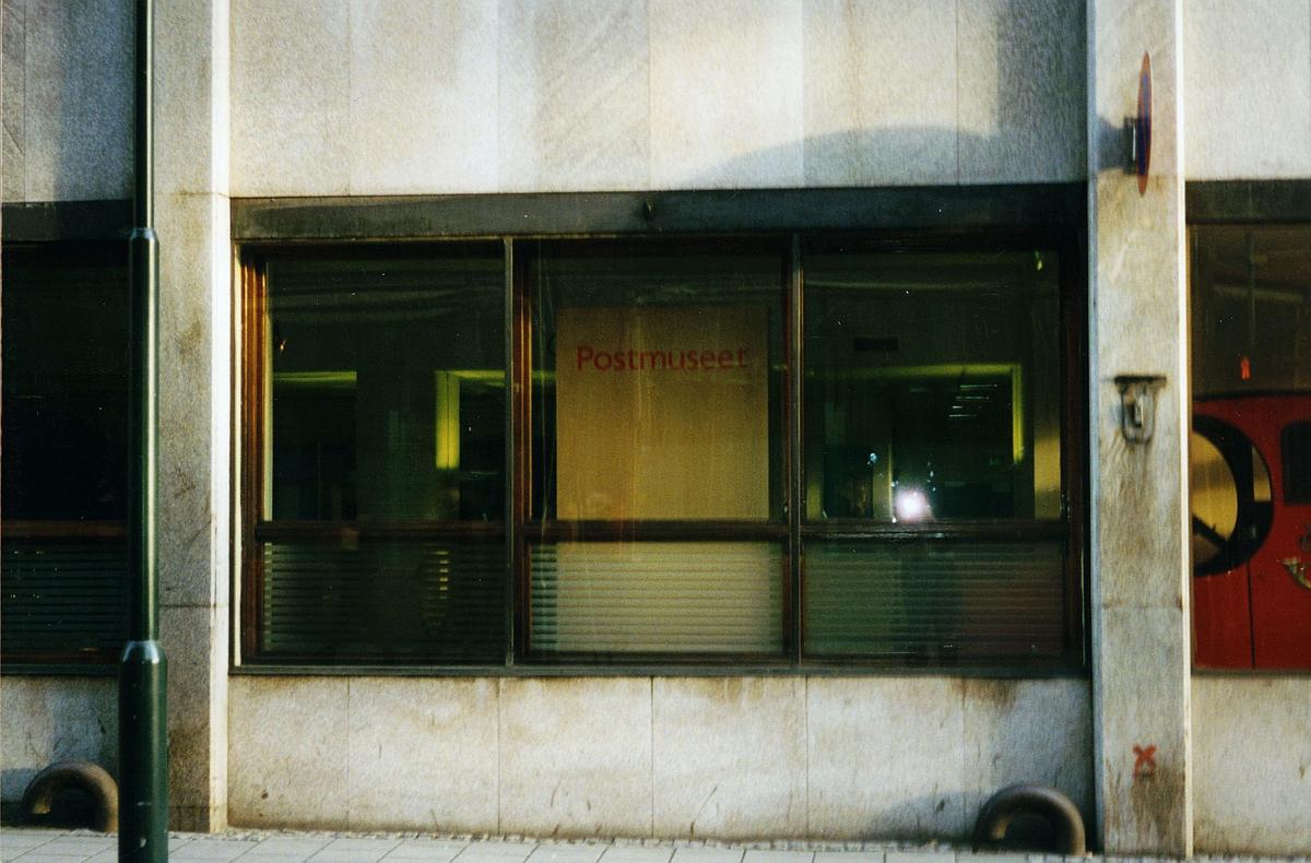 eksteriør, Postmuseet, Tollbugaten, Oslo