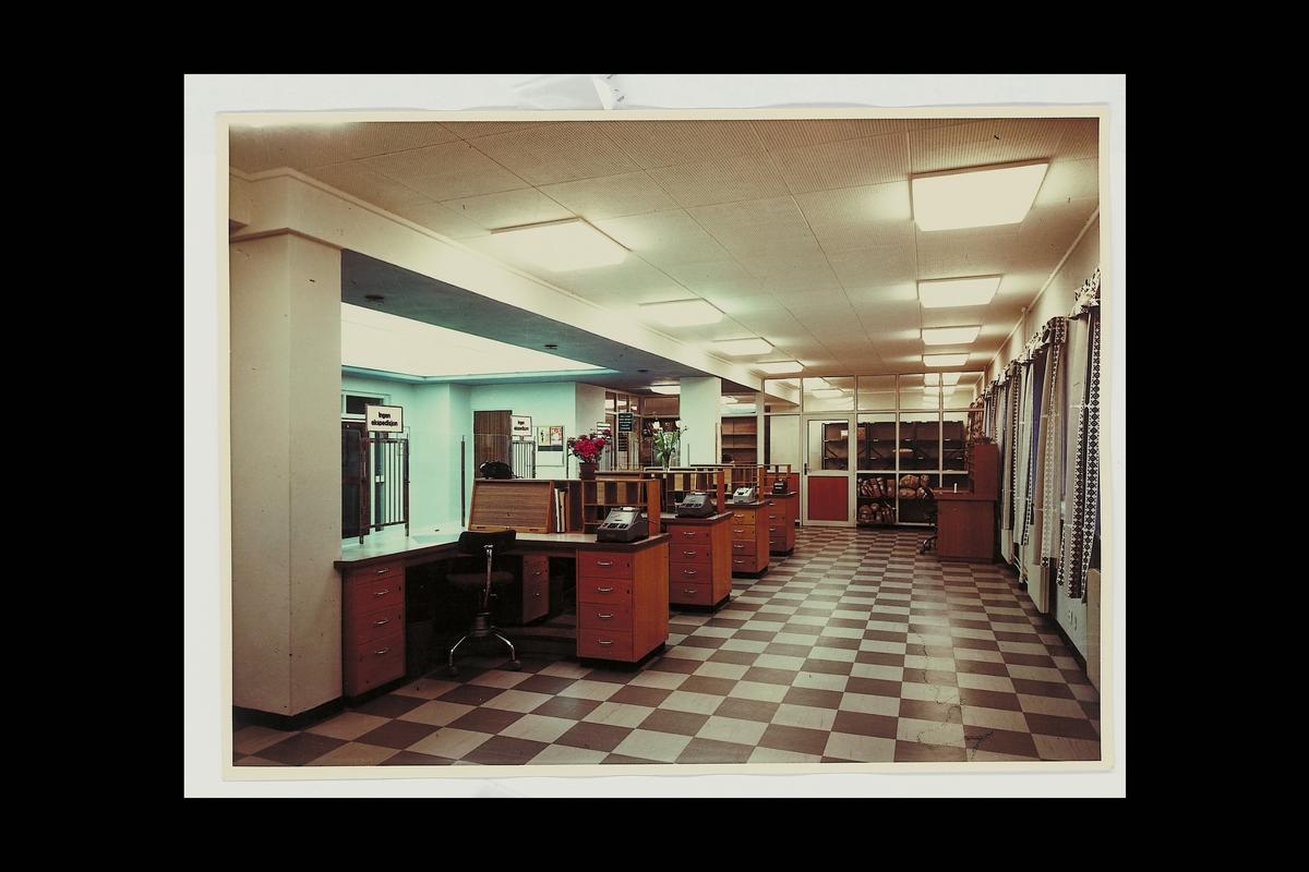 interiør, postkontor, 9900 Kirkenes, ekspedisjon