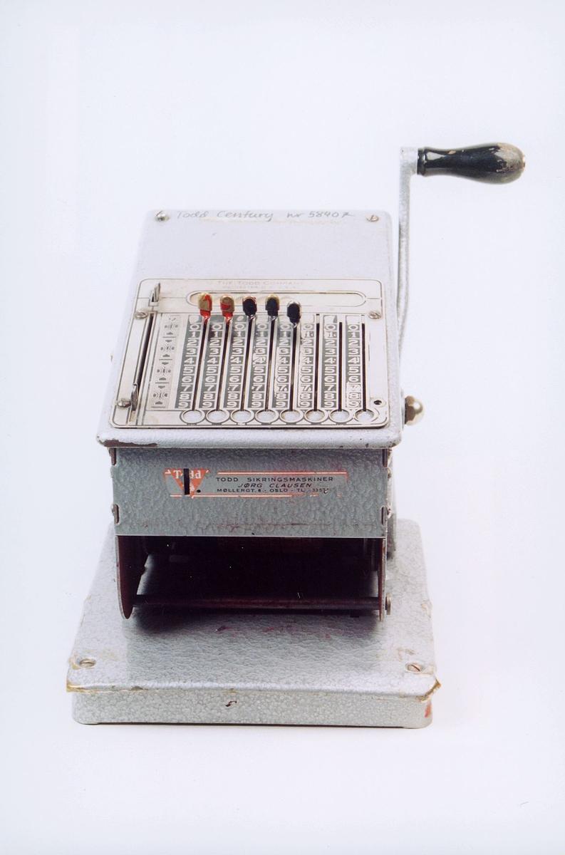 Sikringsmaskin
