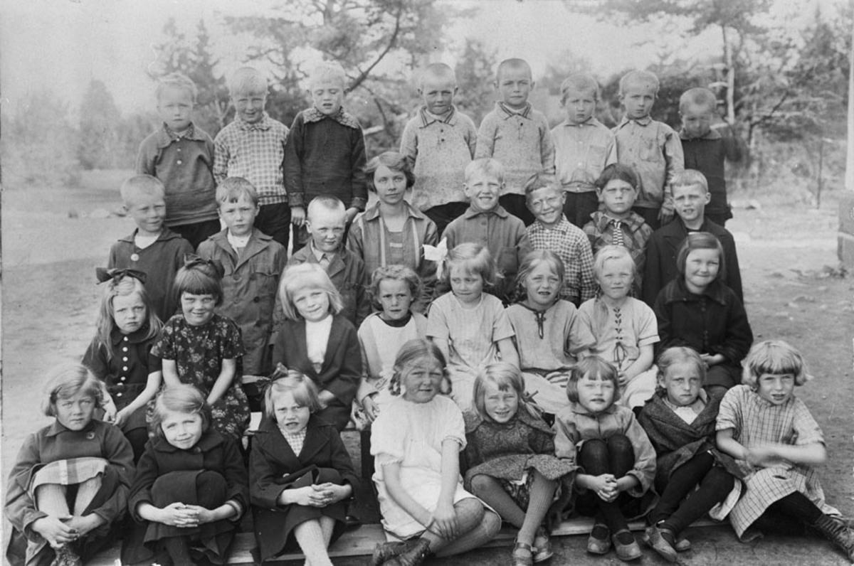 Kontra skole 1929