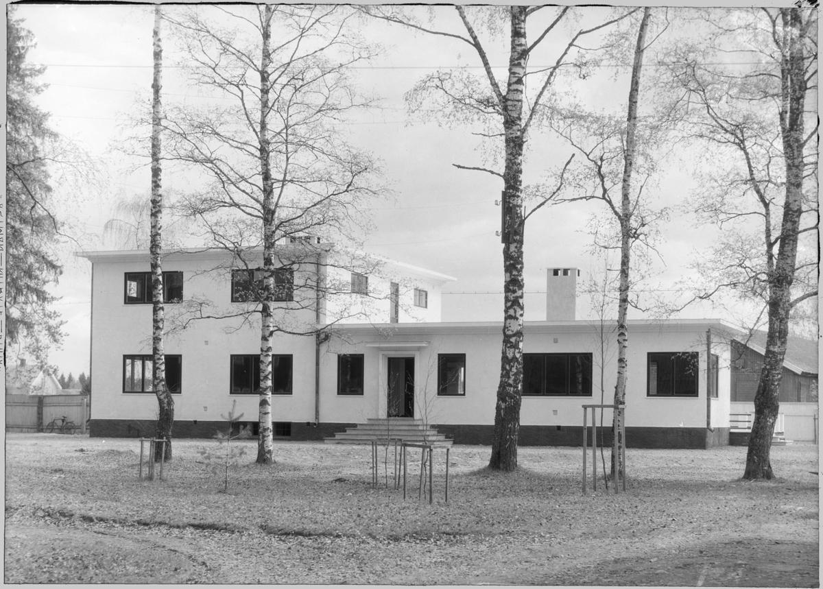Befalsmessen i Akershusleiren. D.R.1.