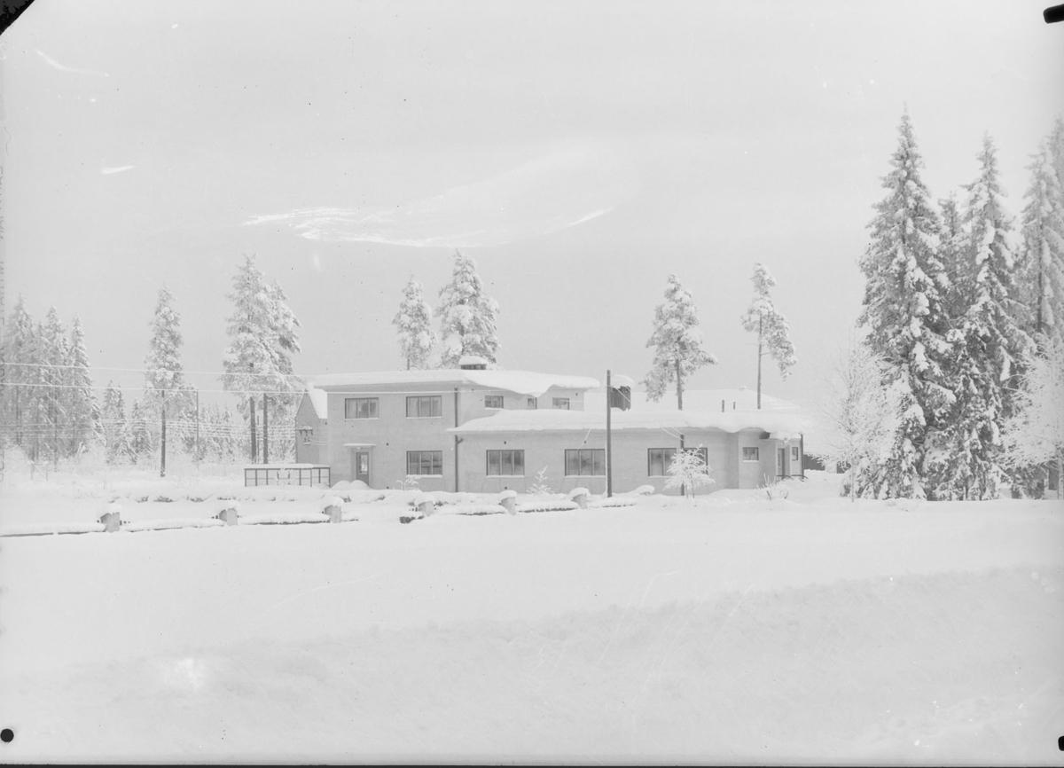 Befalsmessen  A.R.2. Vintermotiv.