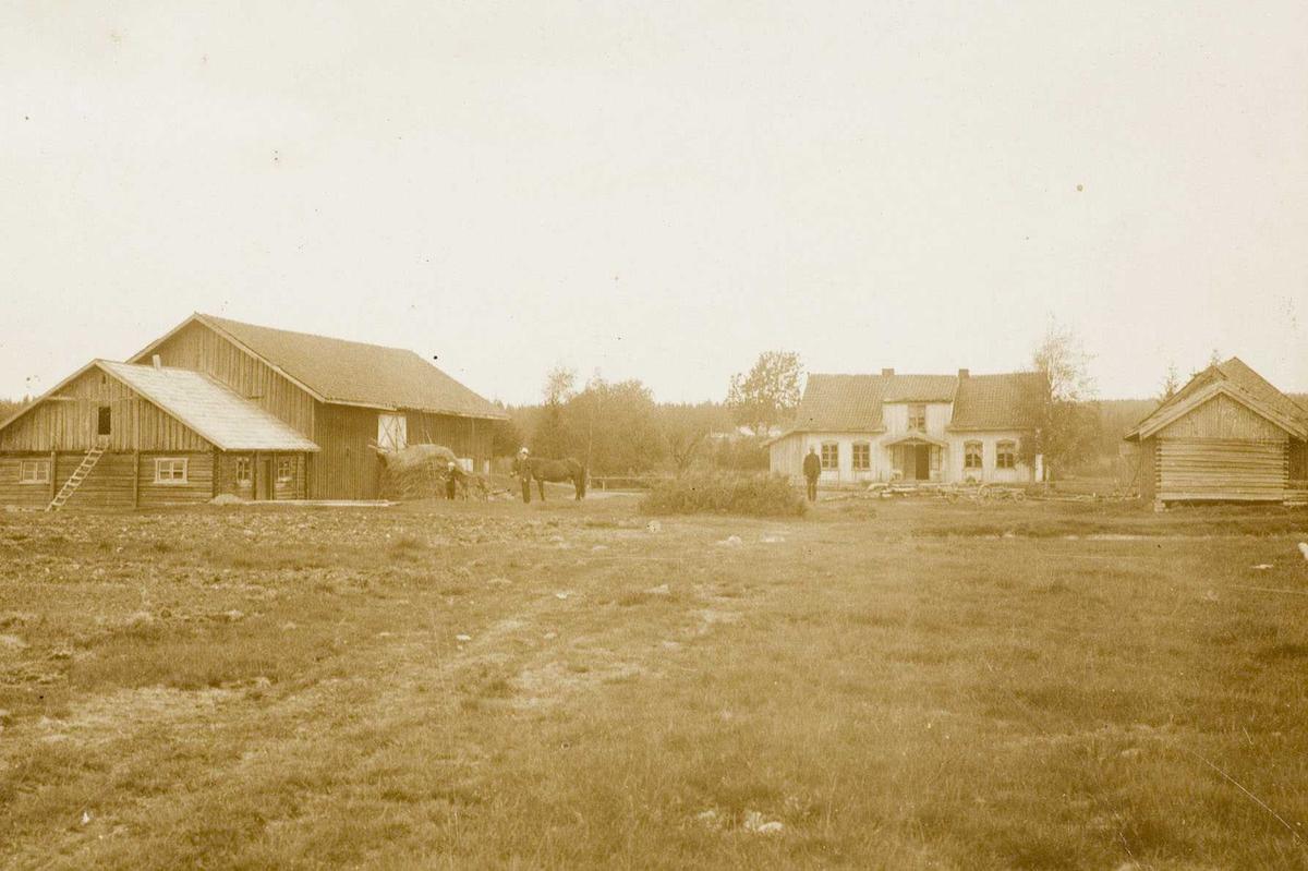 Gårdstun fra 1930