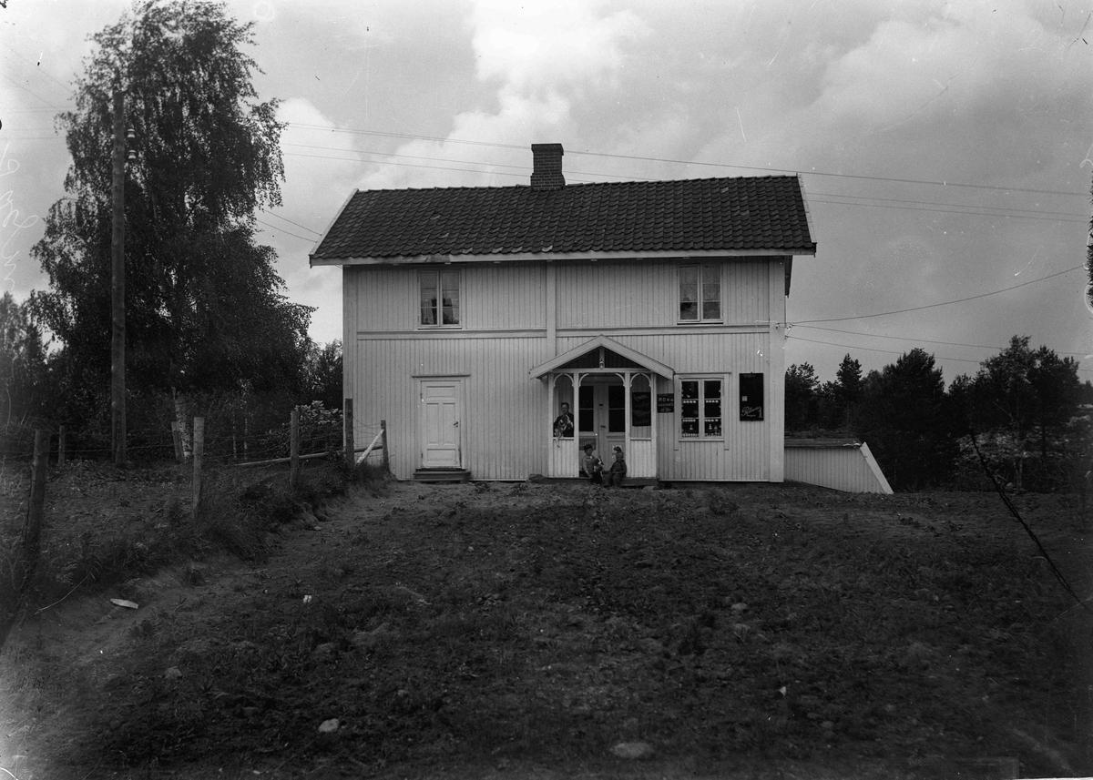 Kjøpmann Olaf Stange, Sagmoen
