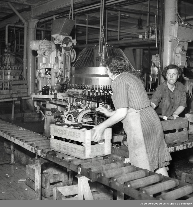 Nora bryggeri,.juli 1947