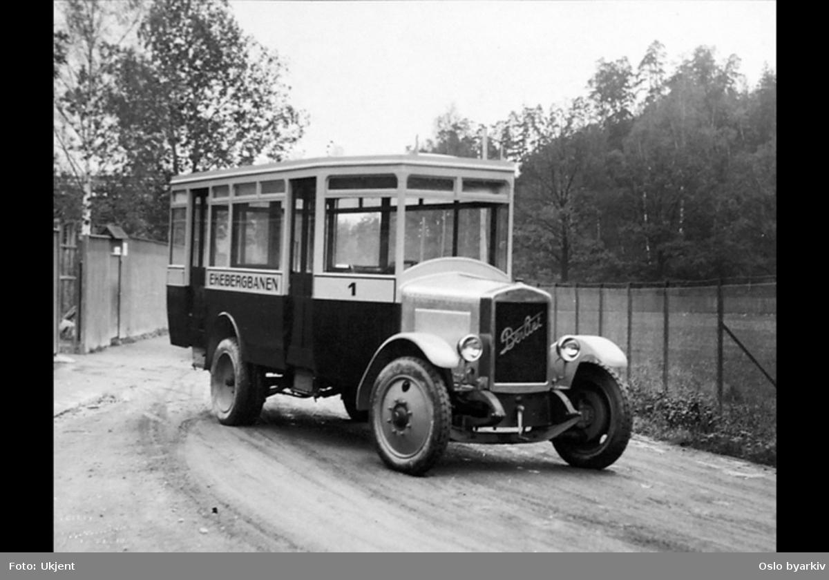 Berliet-buss