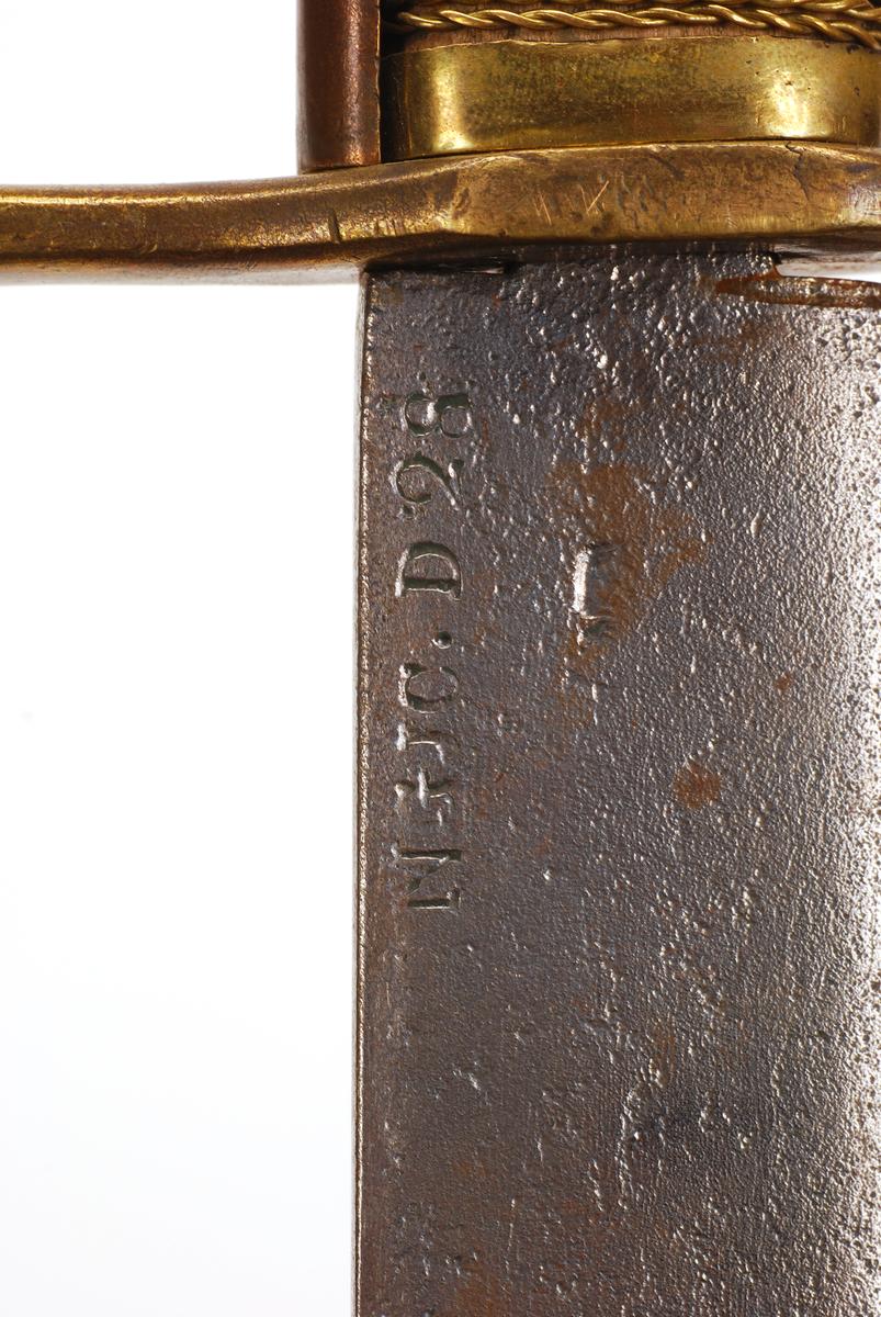 Jegerhirschfenger M1801