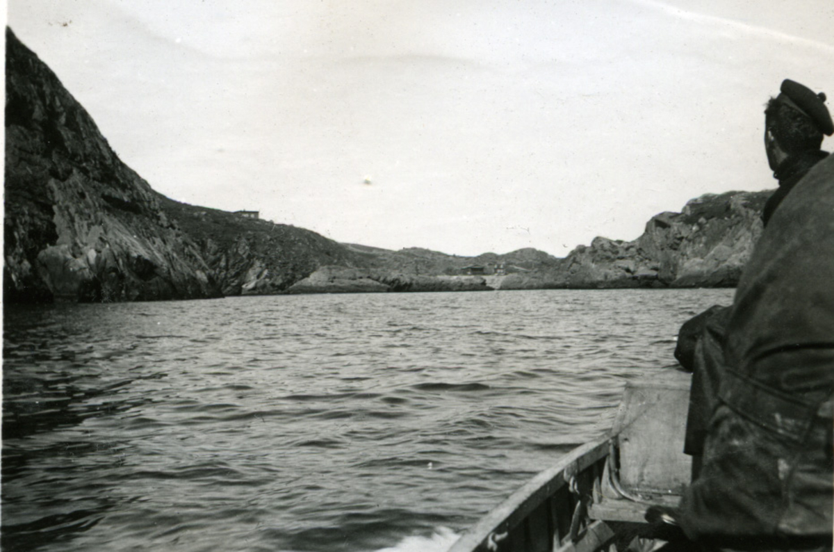 Album Ubåtjager King Haakon VII 1942-1946 Forskjellige bilder.