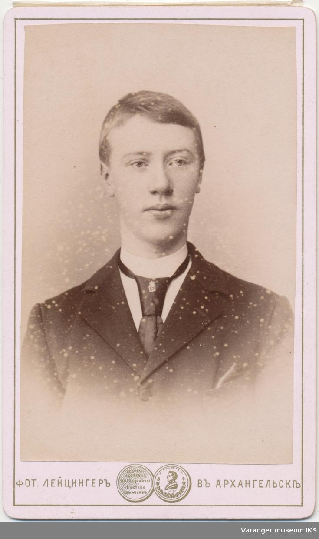 Portrett, Hans Jacob Engelsen