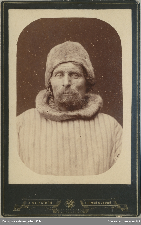 Portrett, Sabortsjikoff, russisk skipper