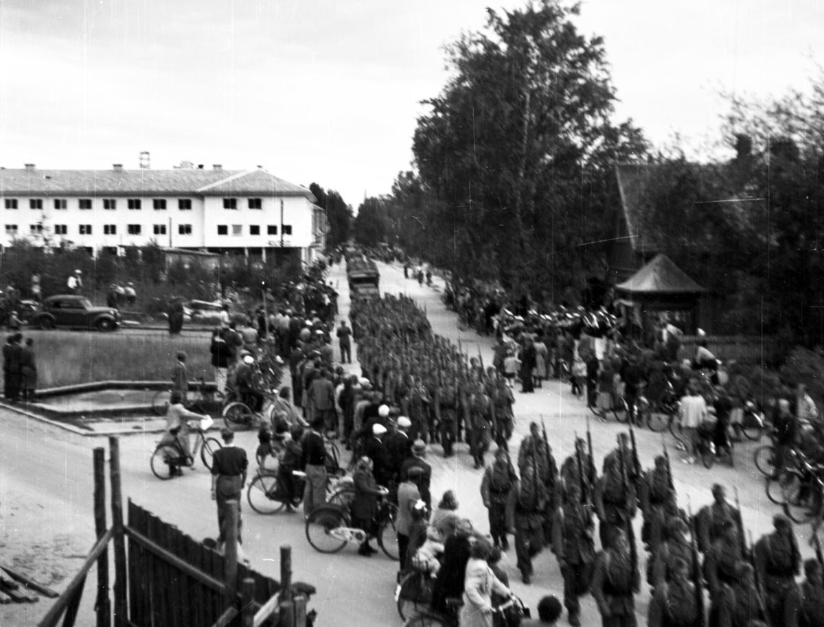 Militær parade
