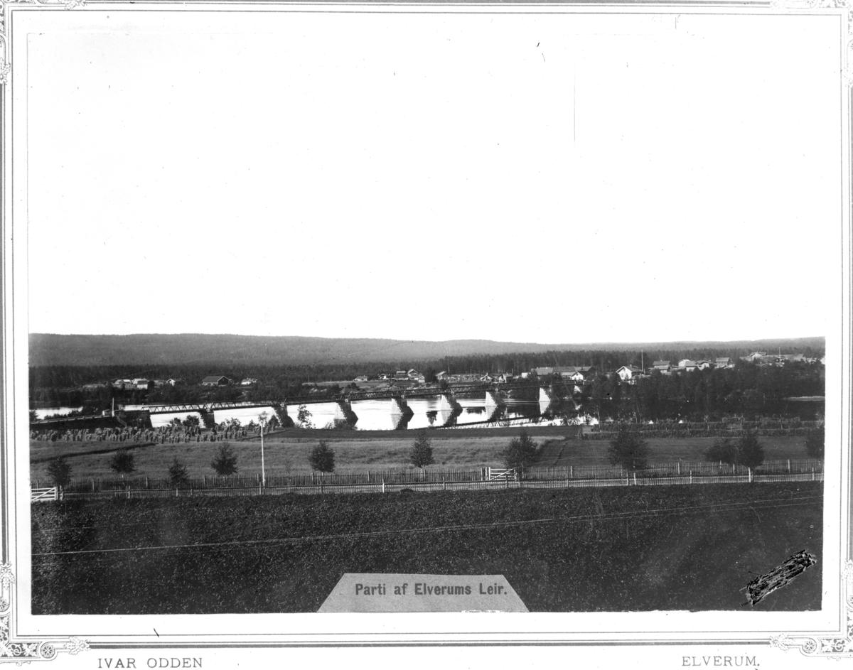 Gamlebrua, Vestad