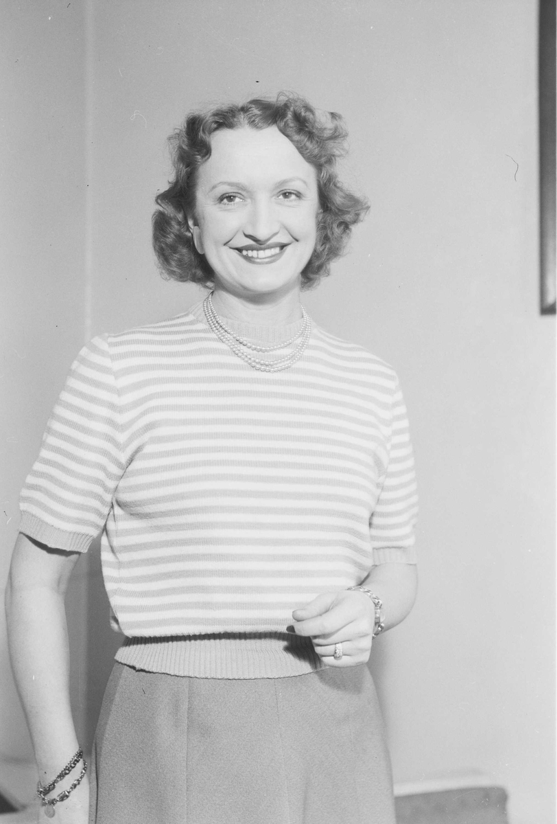 Den danske skuespilleren Else Jarlbak