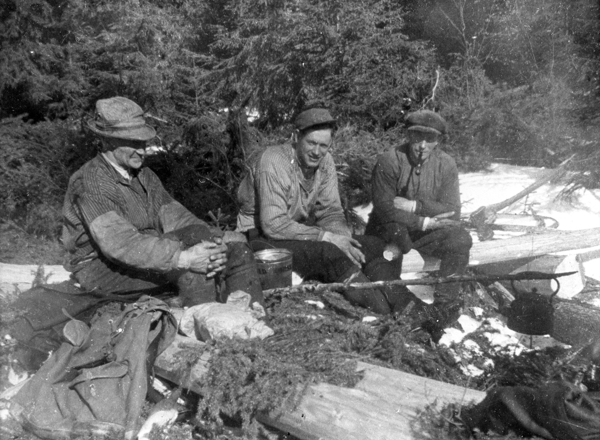 Skogsarbeidere