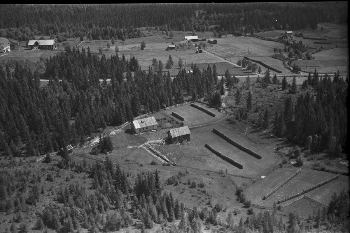 Skrokbækkøkken (eller Skrokbekklykkja) (Gnr 117/18) i Horndalen. Nordskogbygdvegen 174