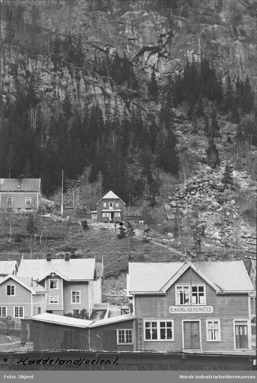 Diverse Rjukanbilder 41. Haddelandsveien 1