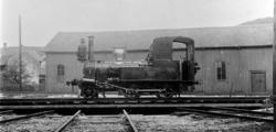 """Damplokomotiv type III nr. 12 """"Mode"""""""