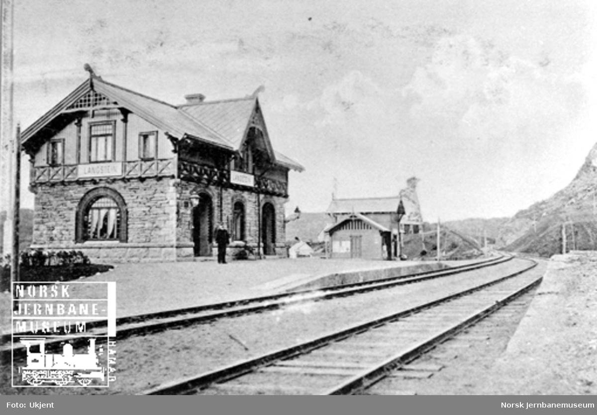 Langstein stasjon