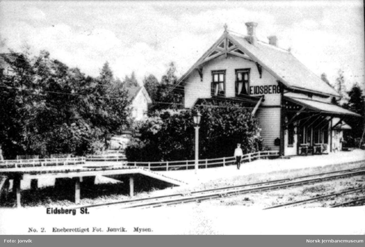 Eidsberg stasjonsbygning