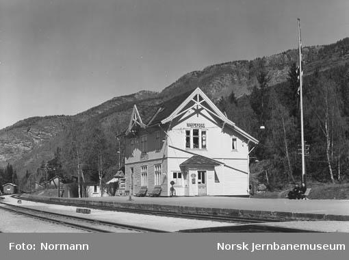 Harpefoss stasjon