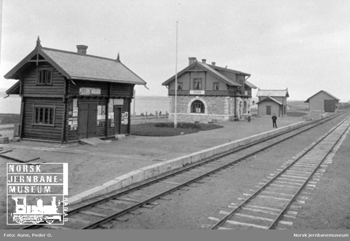 Skogn stasjon