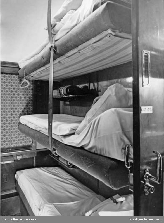 Sovekupé på 3. klasse