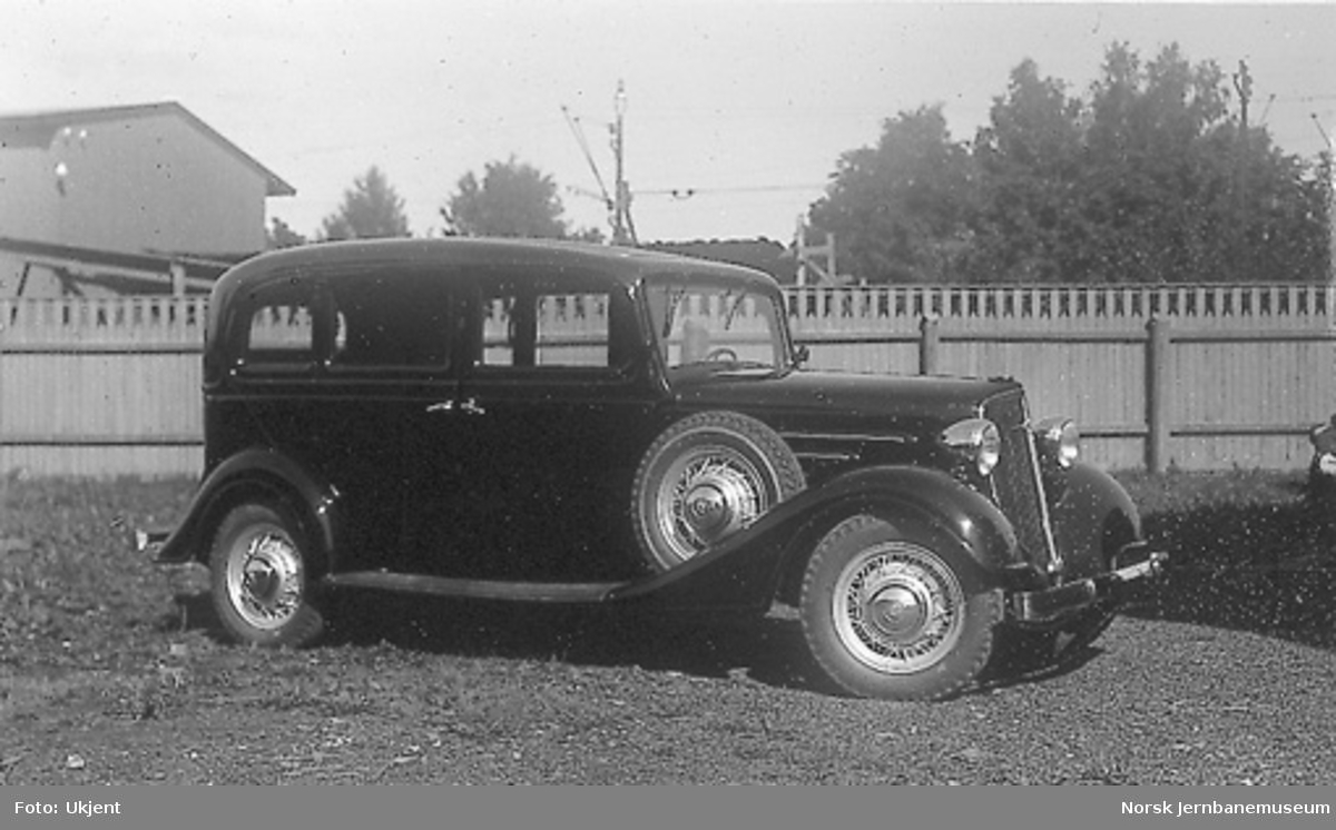 Chevrolet drosje