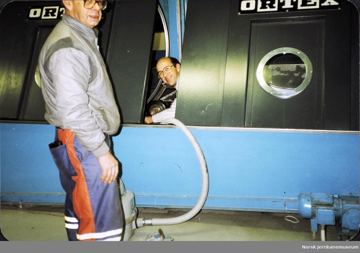 NSBs vaskeri i Lodalen