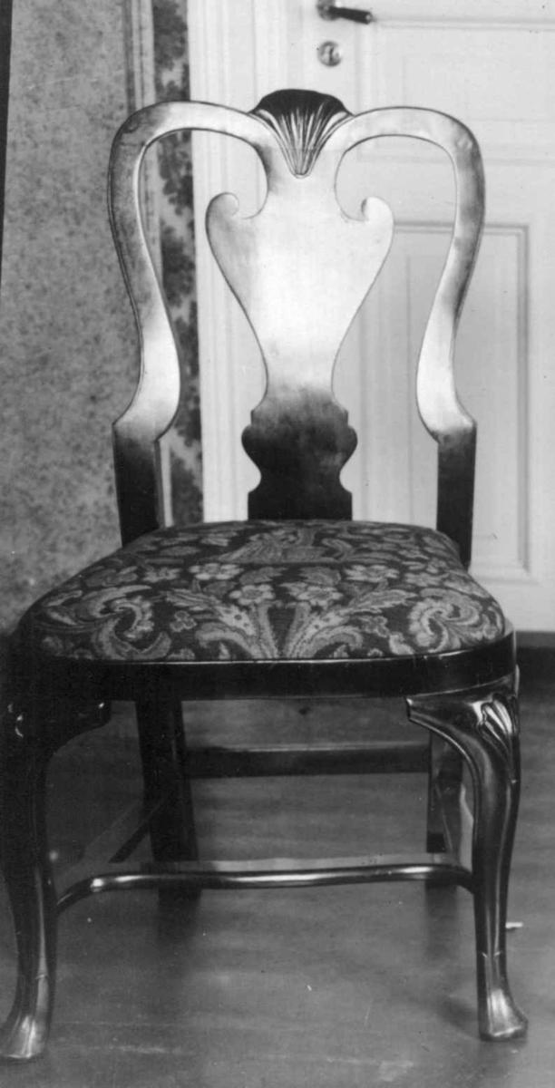 Régence, møbler, stol