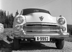 Serie. Bilutstilling av Engelske biler som Vauxhall Velox på