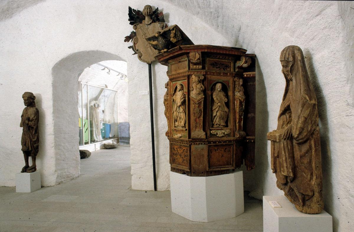 Utställning på Enköpings museum, Enköping, Uppland
