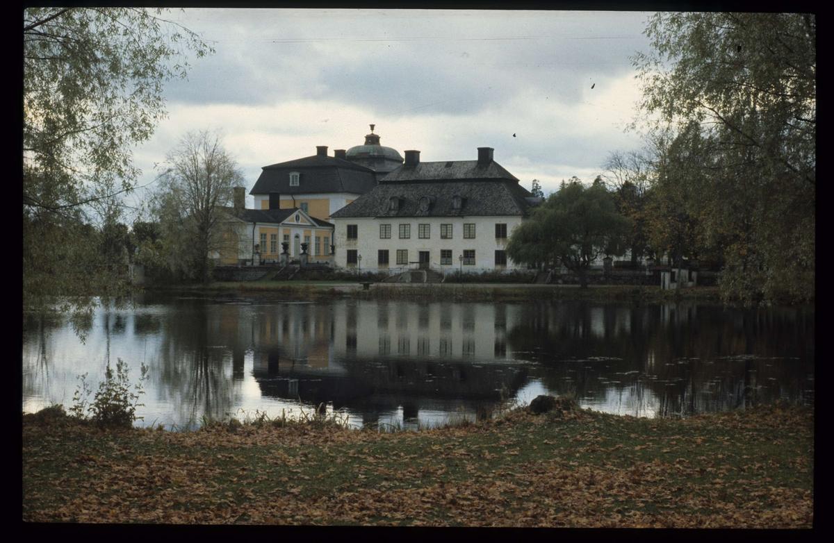 Österbybruks herrgård och bruksdammen, Österbybruk, Films socken, Uppland