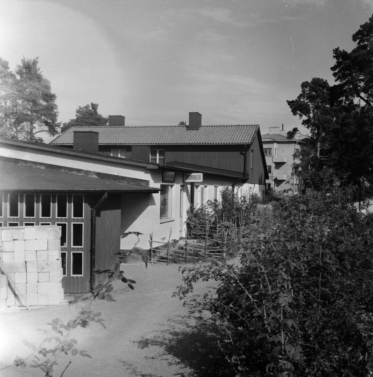 Bostadshus och skomakeri vid Gustavsbergsgatan, kvarteret Gustavsberg i Eriksberg, Uppsala