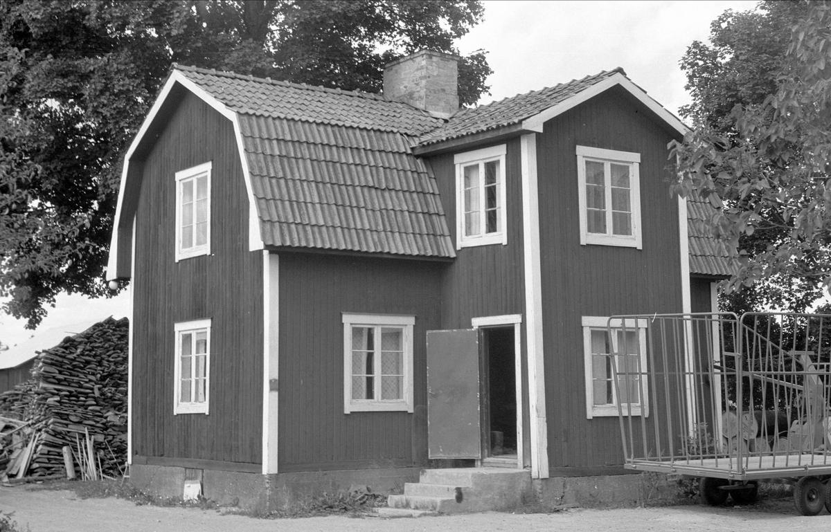 Lillstuga, Lytta 6:1, Bälinge socken, Uppland 1976