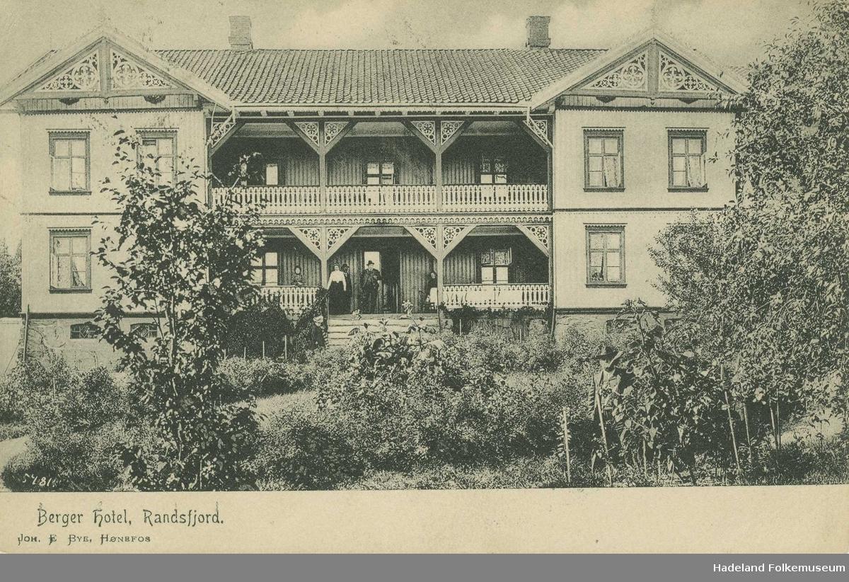 Berger Hotell på Jevnaker