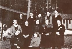 Ågedal kvinneforening (Den eldre) Bjelland, nå Audnedal.
